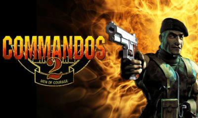 'Commandos 2' volverá en una versión remasterizada y multiplataforma 31