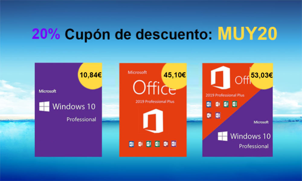 GvGMaill Claves Windows 10 sin pagar de más