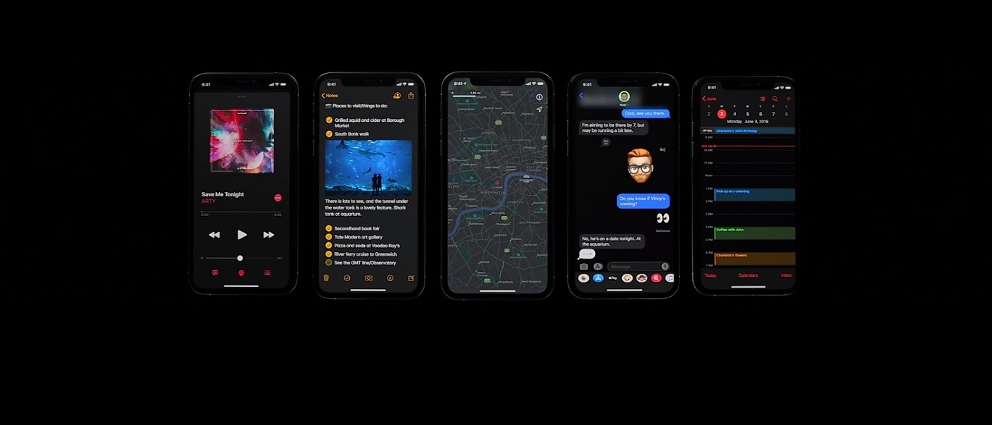 Apple presenta iOS 13, novedades y dispositivos compatibles 28