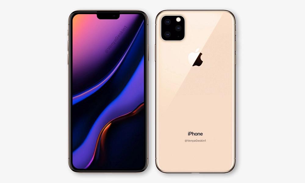 El iPhone XI tendrá 128 GB de capacidad en su versión estándar 36