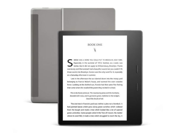 Amazon renueva el Kindle Oasis con una pantalla que protege tu vista 35