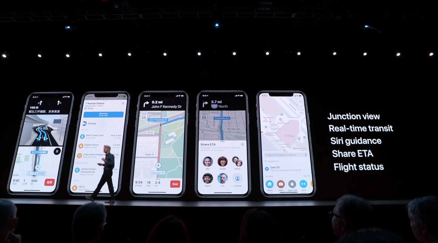Apple presenta iOS 13, novedades y dispositivos compatibles 54