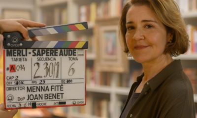 """María Pujalte se une al """"spin-off"""" de Merlí 46"""