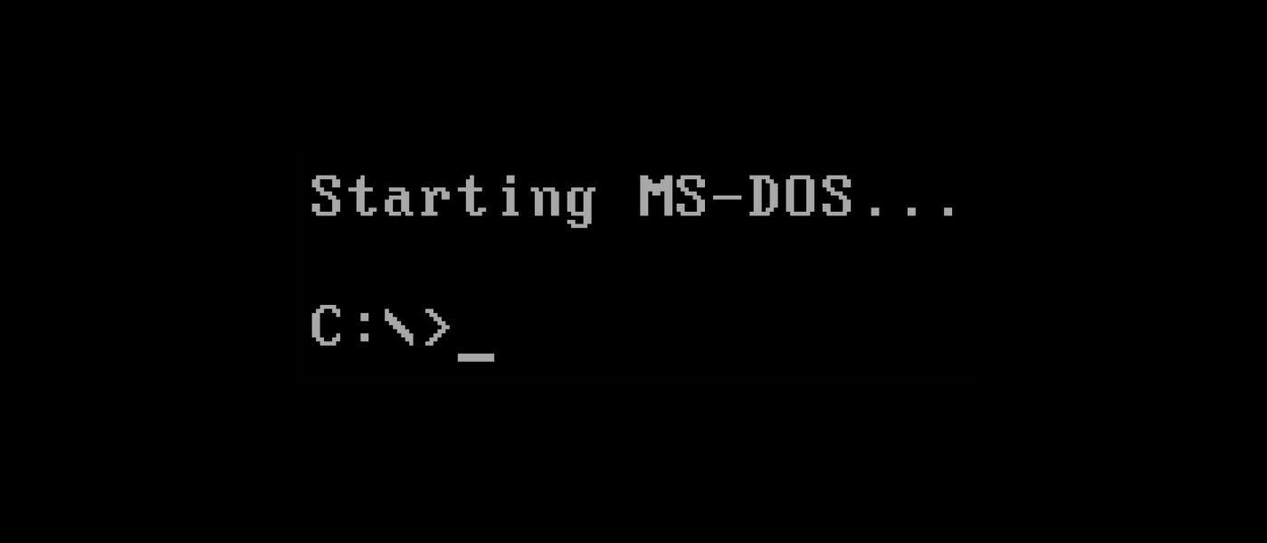 25 años de FreeDOS, el sistema operativo que desafió a Microsoft 30