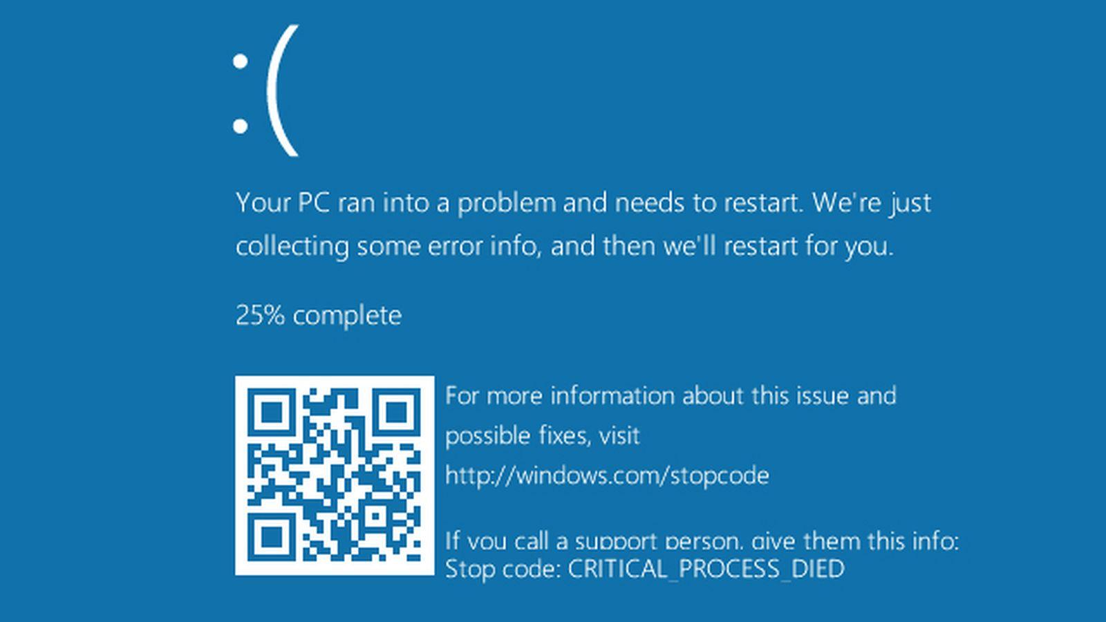 Pantallazos azules en Windows 10: qué son, qué significan y cómo interpretarlos 33