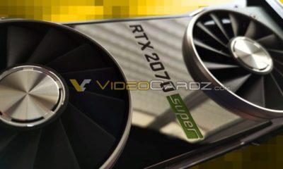 Imagen, especificaciones y precio de la RTX 2070 Super de NVIDIA 30