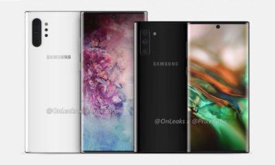 Una nueva filtración confirma el diseño del Samsung Galaxy Note 10 43