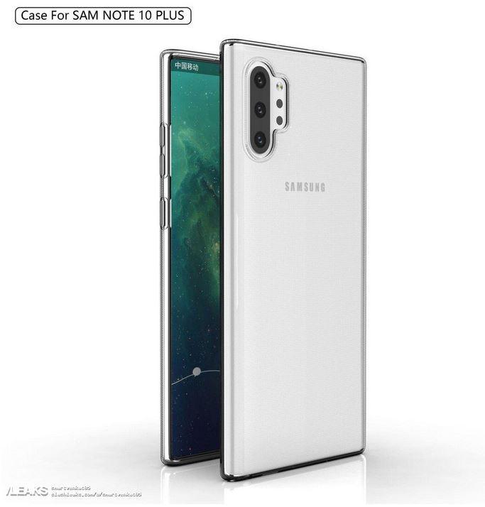 Una nueva filtración confirma el diseño del Samsung Galaxy Note 10 34