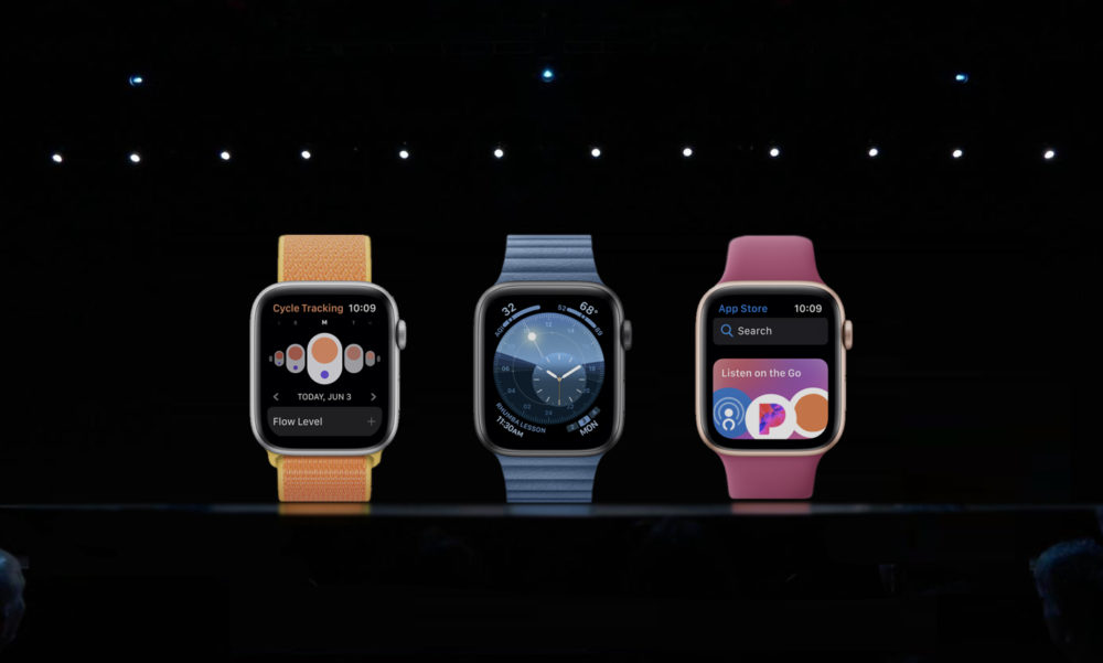 watchOS 6 Apple WWDC 2019