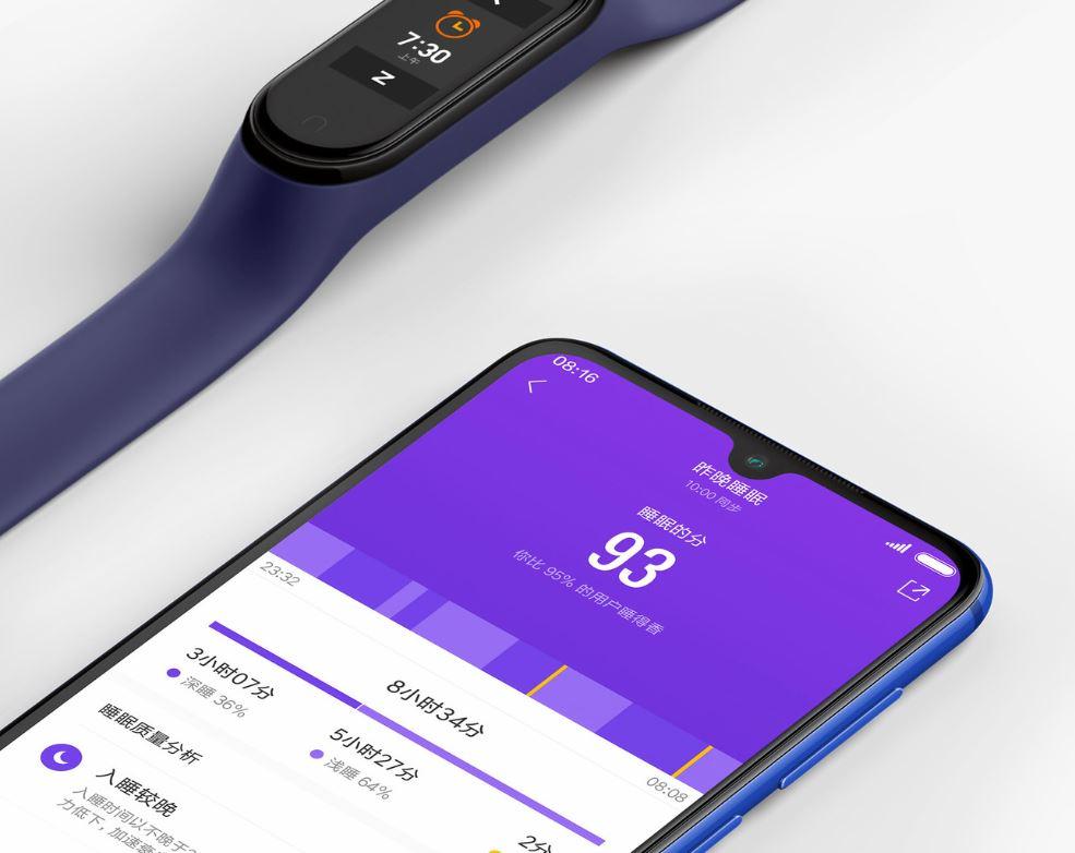 Xiaomi Mi SmartBand 4, más pantalla y más color 31