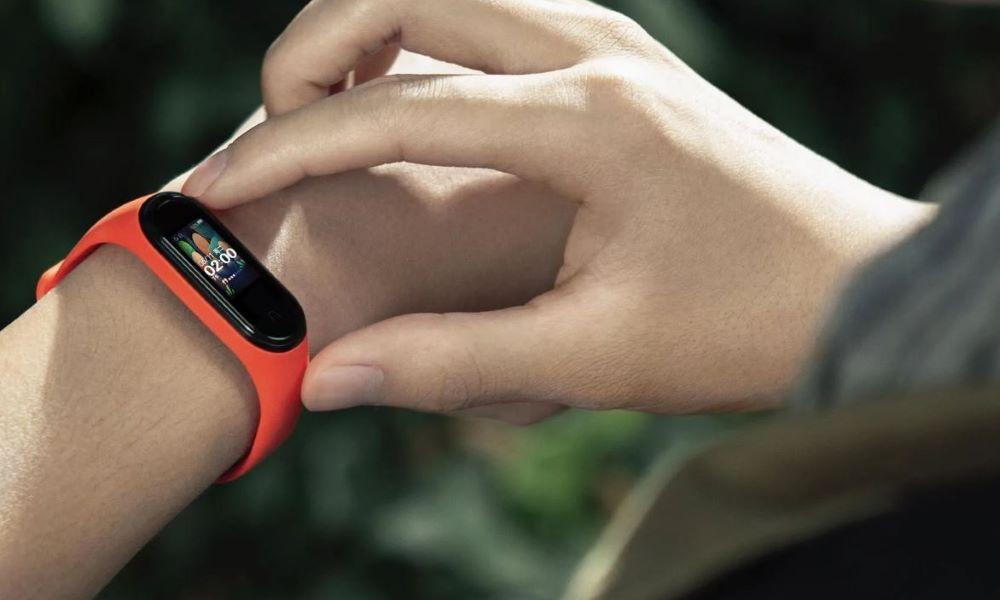 Xiaomi Mi SmartBand 4, más pantalla y más color 29