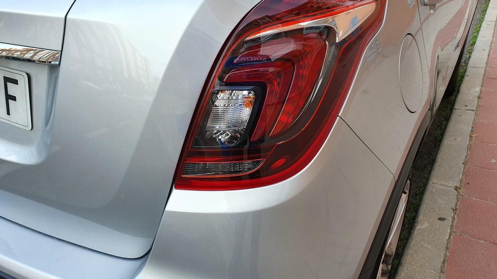 Opel Mokka X GLP, tendencias 36