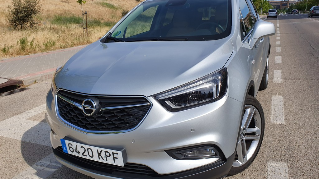 Opel Mokka X GLP, tendencias 34
