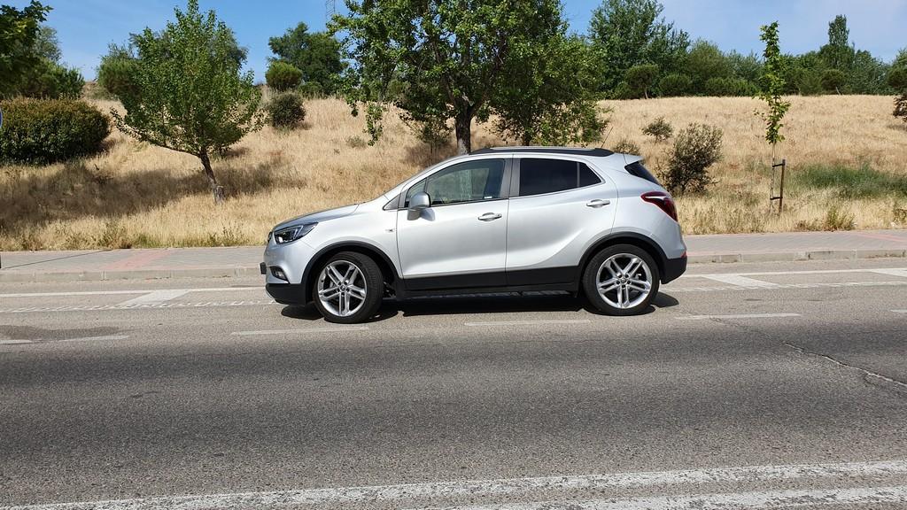 Opel Mokka X GLP, tendencias 46