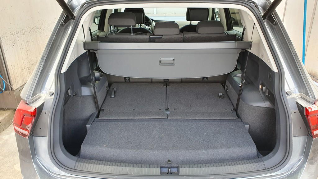 Volkswagen Tiguan Allspace, complementario 40