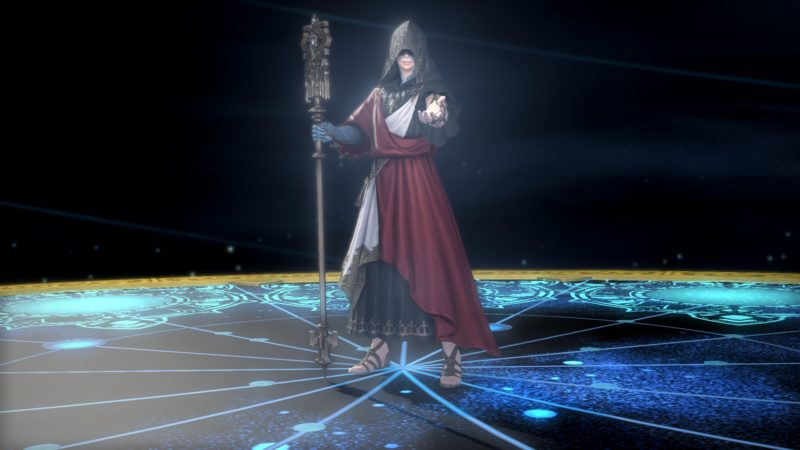 Final Fantasy XIV Shadowbringers Historia