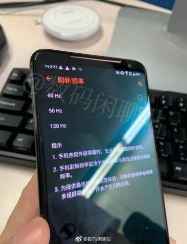 ASUS ROG Phone II estrenará el chipset Snapdragon 855 Plus 30