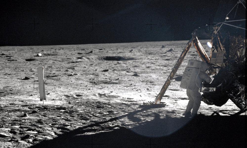 Apollo 11 con AR