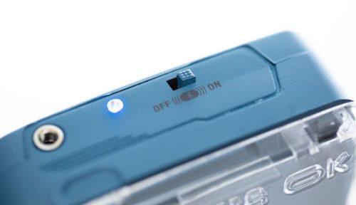 Bluetooth 5.0 y conector jack de 3,5 mm del reproductor de casetes It's OK