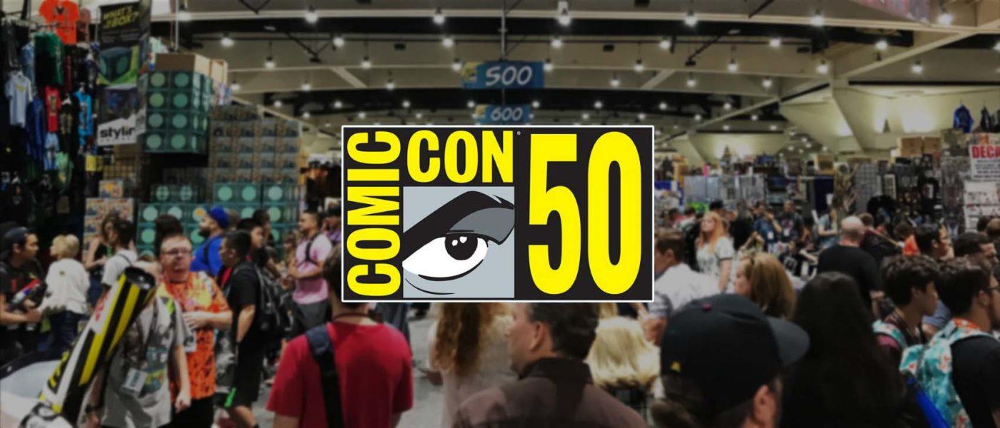 Comic-Con 50 Aniversario