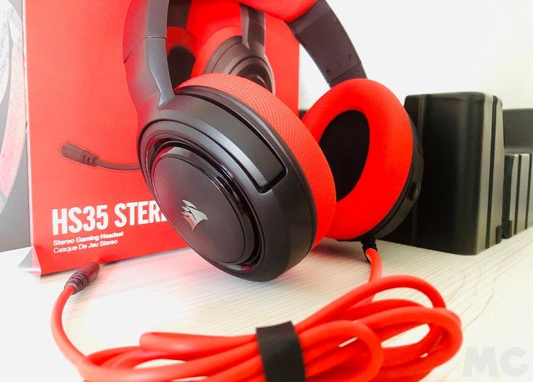 Corsair HS35, análisis: color y estilo para disfrutar de tus juegos favoritos 38