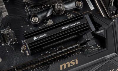 Corsair lanza los SSDs NVME MP600 compatibles con PCIE Gen 4 63