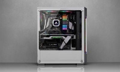 Corsair lanza el chasis inteligente iCUE 220T RGB y los ventiladores iCUE SP120 RGB PRO 35