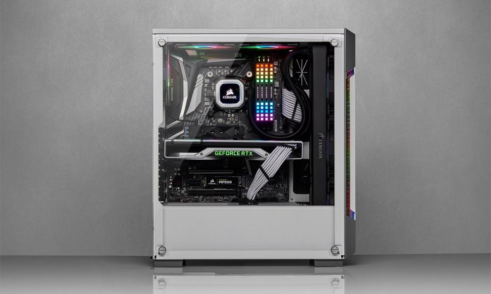 Corsair lanza el chasis inteligente iCUE 220T RGB y los ventiladores iCUE SP120 RGB PRO 28