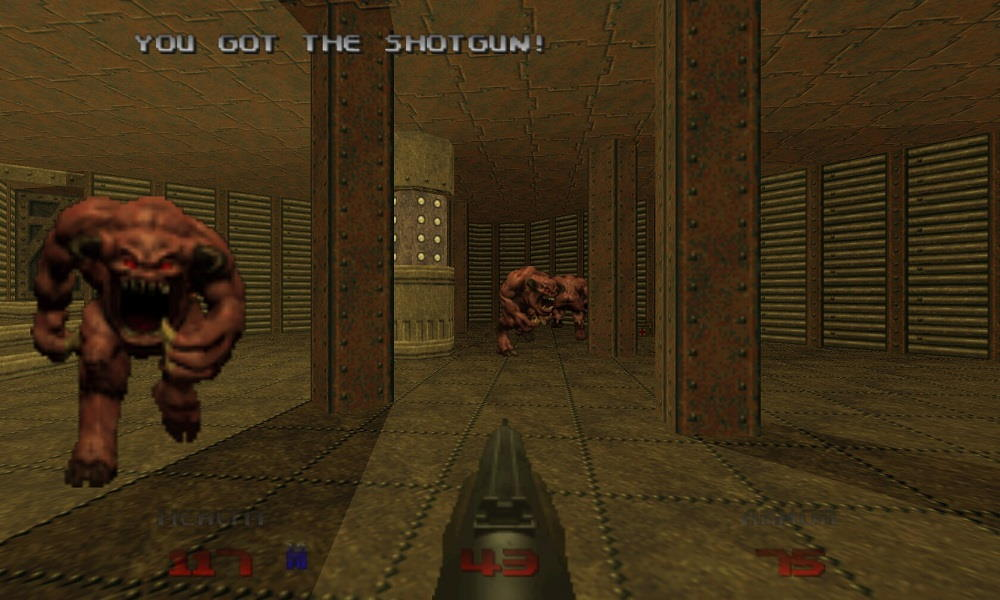 PEGI confirma que DOOM 64 llegará a PC y PS4 37