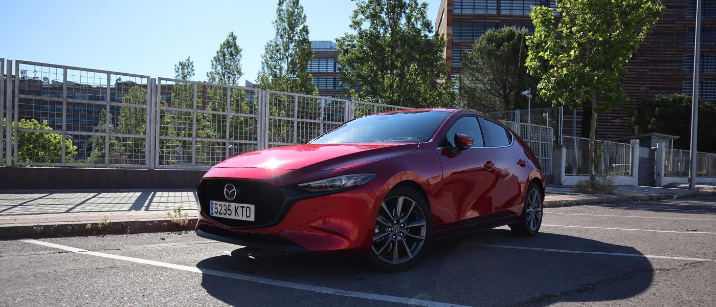 Mazda3 2019, gourmet 30