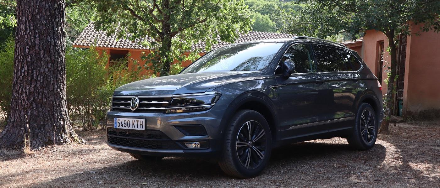 Volkswagen Tiguan Allspace, complementario 28