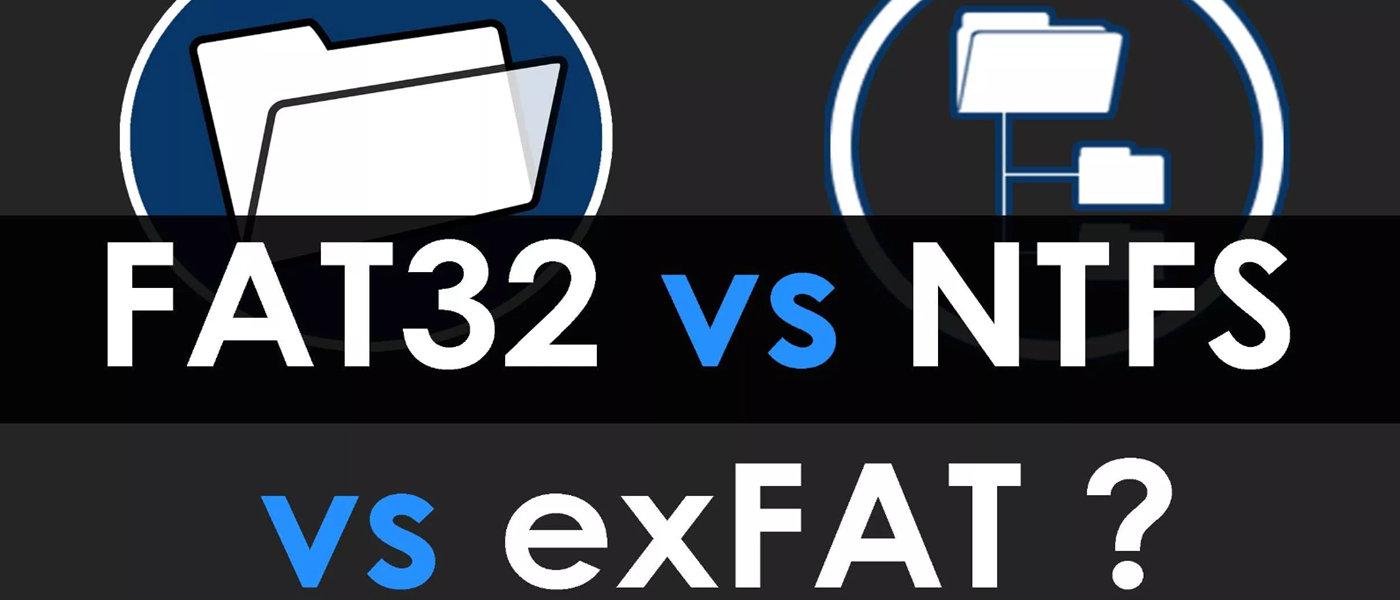 formatear dispositivos FAT32