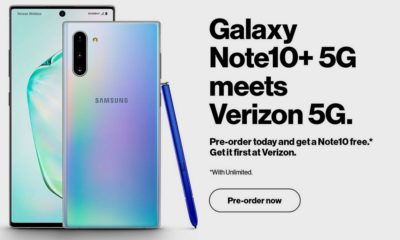 La precompra del Galaxy Note 10+ 5G vendrá con un Galaxy Note 10 de regalo 99