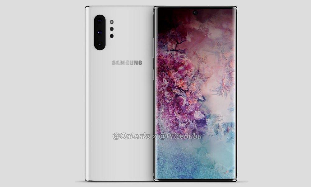 Samsung publica el primer vídeo del Galaxy Note 10 31