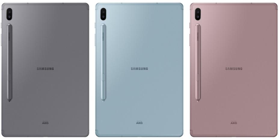 Samsung apunta al iPad Pro con la nueva Galaxy Tab S6 33