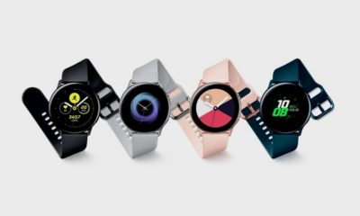 El Galaxy Watch Active 2 traerá novedades importantes para competir con el Apple Watch 4 50