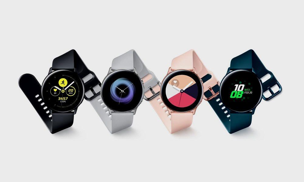 El Galaxy Watch Active 2 traerá novedades importantes para competir con el Apple Watch 4 31