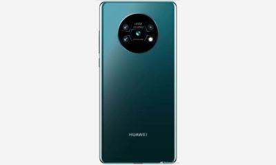 Huawei Mate 30 Camara circular