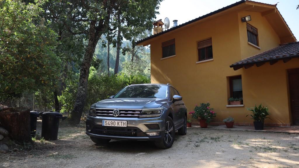 Volkswagen Tiguan Allspace, complementario 30