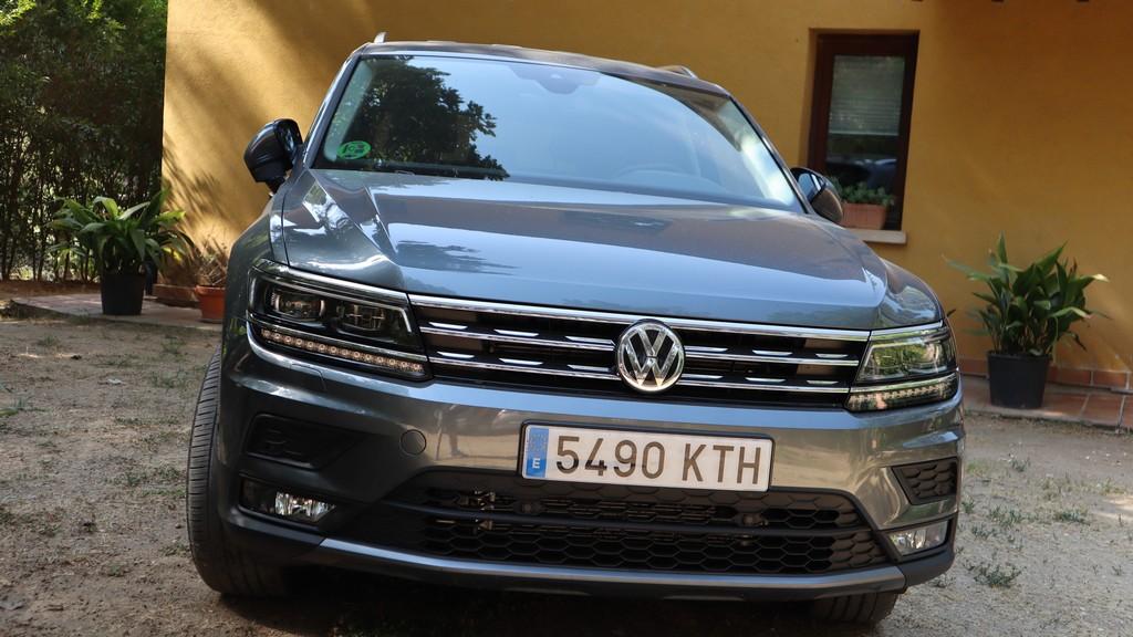 Volkswagen Tiguan Allspace, complementario 44