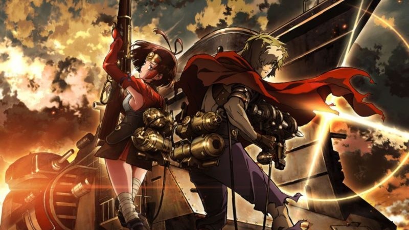 Kabaneri Anime Amazon Prime