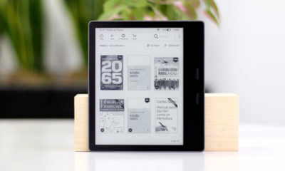 Kindle Oasis (2019), análisis 31