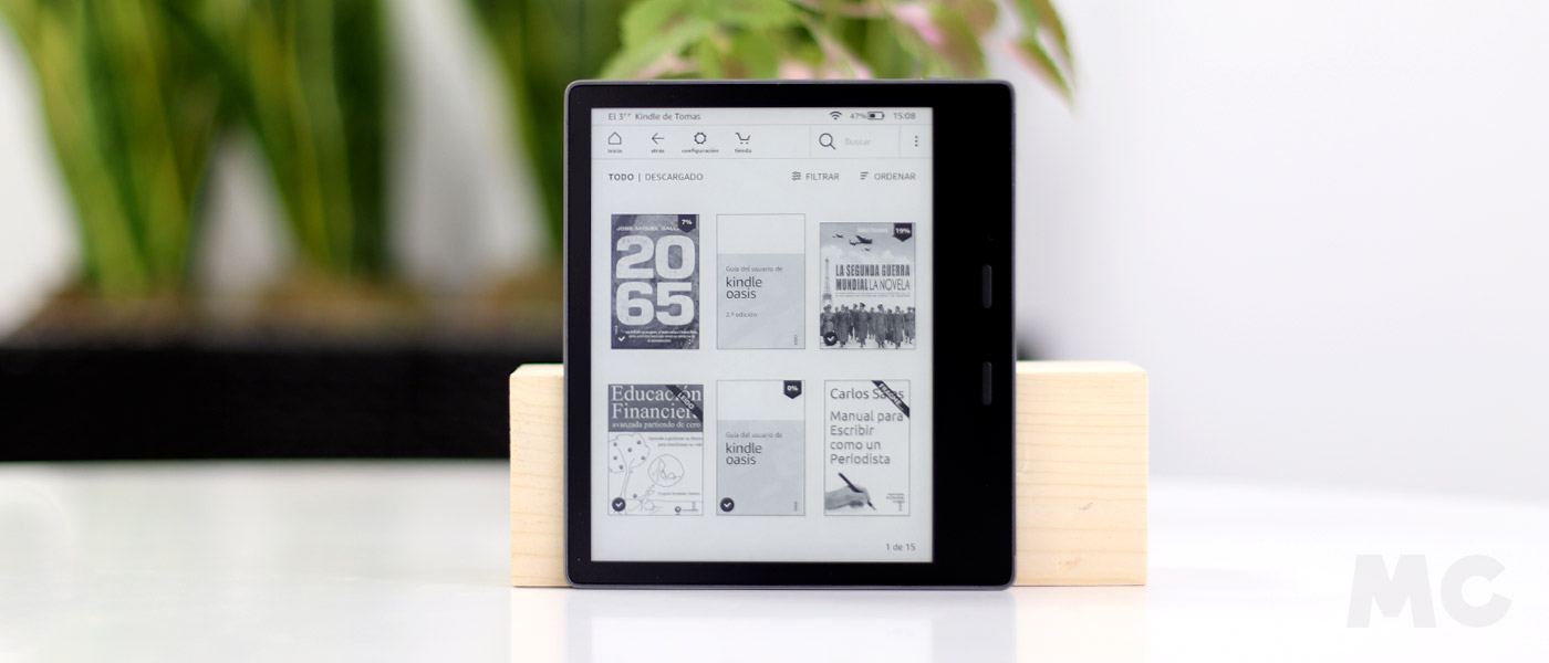 Kindle Oasis (2019), análisis 37