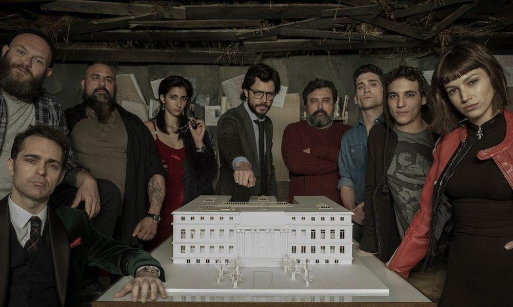 Novedades VOD 29/19: 'La casa de papel' continúa en Netflix (se acabaron las vacaciones)