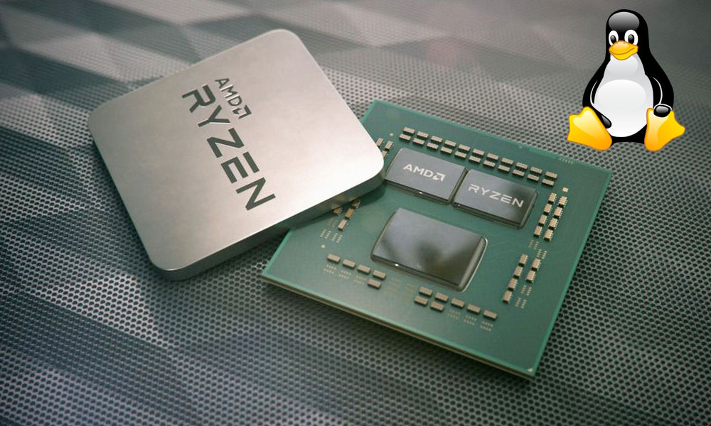 Linux en Ryzen 3000