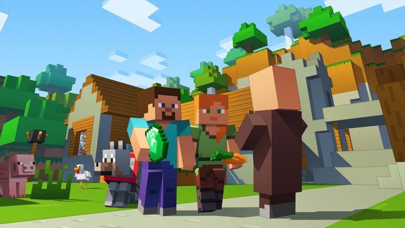 Minecraft Integración social
