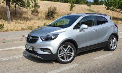 Opel Mokka X GLP, tendencias 379