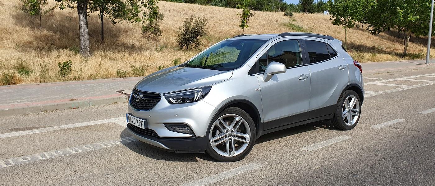 Opel Mokka X GLP, tendencias 32