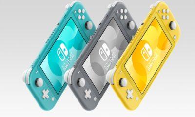 Nintendo Switch Lite es más pequeña, más barata y apuesta por el modo portátil 39