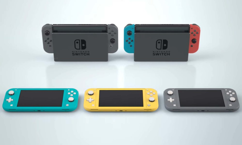 Nintendo Switch Lite review no funciona joystick Joy-Con